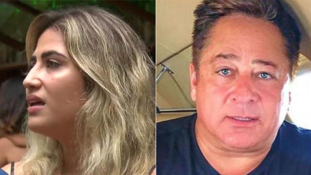Jessica Costa comenta afastamento do pai, Leonardo: 'foi uma quebra de vínculo'