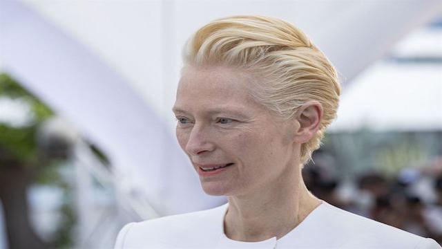Tilda Swinton trabajará en el próximo proyecto de Almodóvar