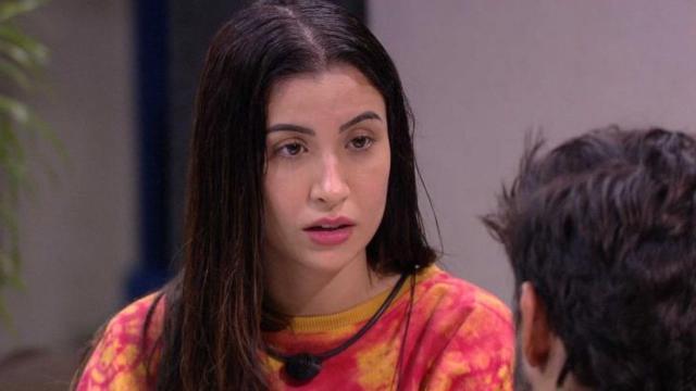 'BBB20': Bianca comenta com Guilherme sobre afastamento e diz que ficou traumatizada