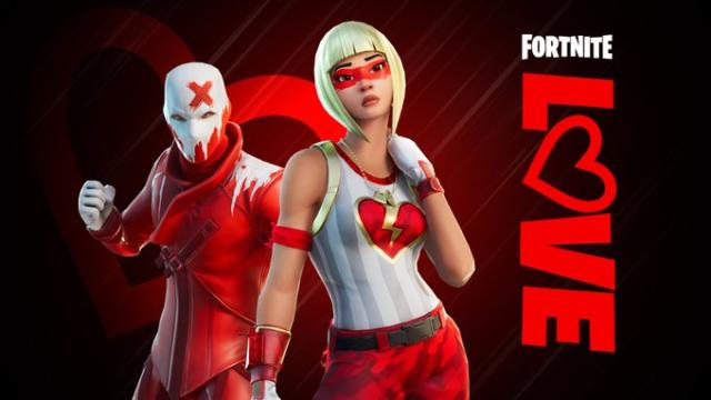 'Fortnite': New Valentine's Day celebration event adds love and romance