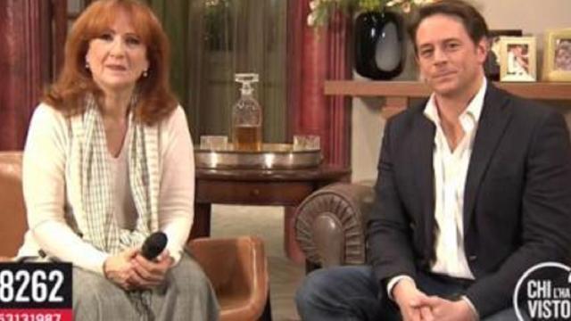 UPAS: Marina Tagliaferri e Michelangelo Tommaso ospiti a Chi l'ha Visto