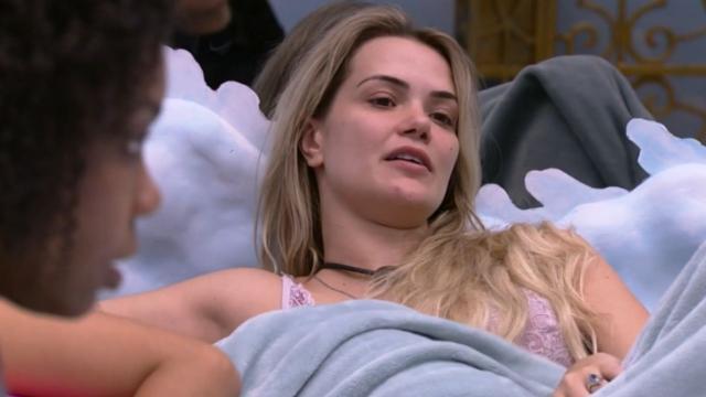 'BBB20': Marcela fala que Guilherme só escuta conselhos de Bianca