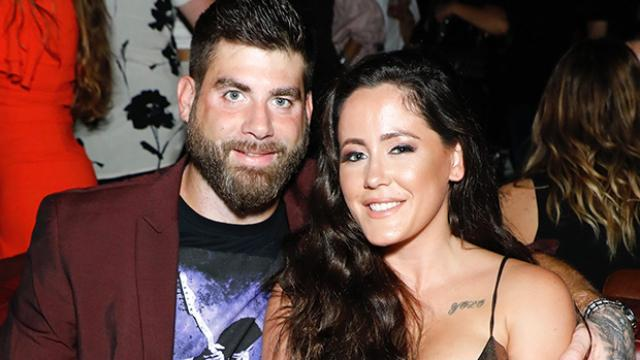 Jenelle Evans and David Eason are back together