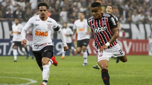 São Paulo x Corinthians: onde ver ao vivo e possíveis escalações dos times