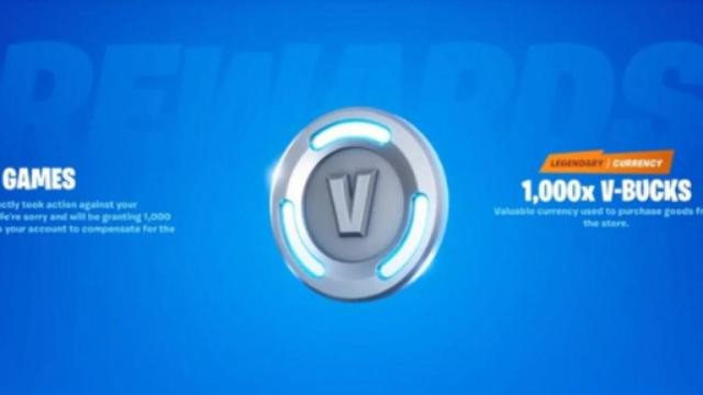 IRS says that subjecting V-Bucks and Robux to tax was a mistake
