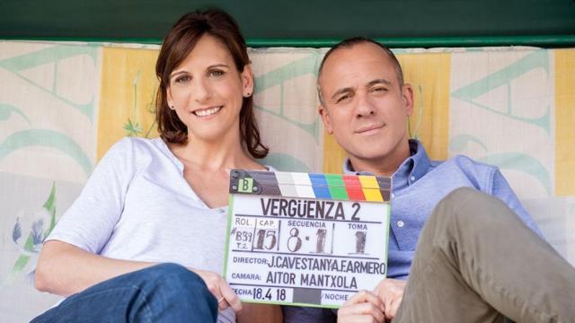 Movistar estrena este viernes la tercera temporada de 'Vergüenza'