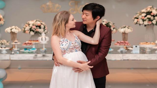 Em vídeo gravado Pyong Lee fala sobre nascimento do filho Jake