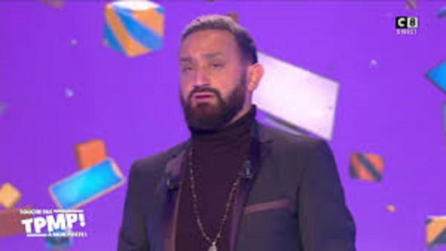 Cyril Hanouna gagnerait 40 000 euros par mois selon Le Canard Enchaîné