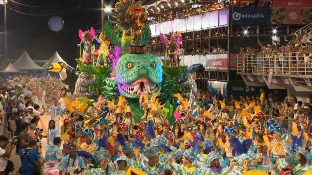 Carnaval 2020 começa no dia 25 de fevereiro