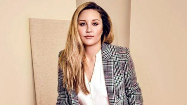 Amanda Bynes revealed that she had become an engaged woman on this Valentine's Day