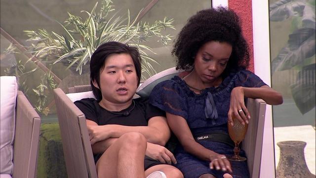 'BBB20': Pyong desabafa sobre Babu, se defende e diz que ator 'pirou' com ele