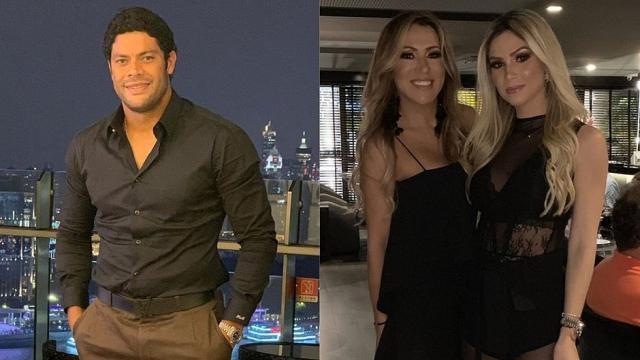 Hulk Paraíba se casa com Camila Ângelo, sobrinha de sua ex-mulher