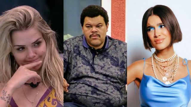 BBB20: Babu afirma que jamais se envolveria com Marcela e Manu