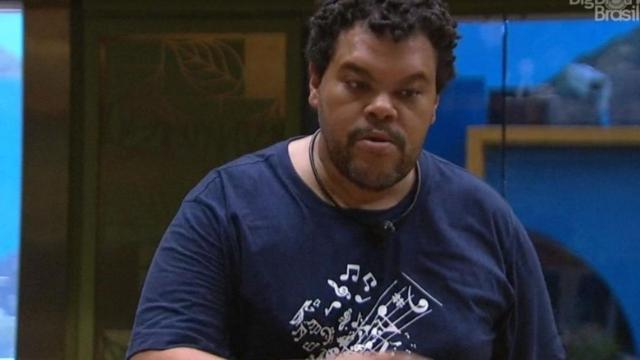 'BBB20':Depois de discutir, Babu descobre que ainda tinha rapadura e diz ter sido 'idiota'