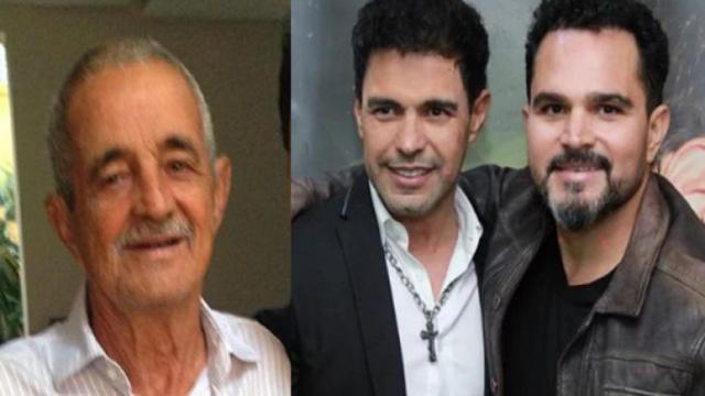 Seu Francisco pai de Zezé Di Camargo e Luciano deixa a UTI
