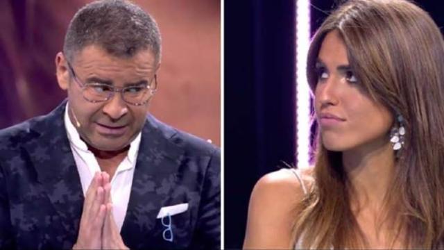 'El tiempo del descuento': Jorge Javier regaña a Sofía por su relación con Kiko Jiménez