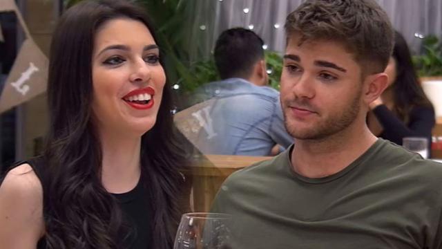 Pillan a Andrea de 'La isla de las tentaciones' saliendo con otro chico que no es Óscar