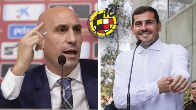 Iker Casillas dispuesto a volver a España como presidente de la RFEF