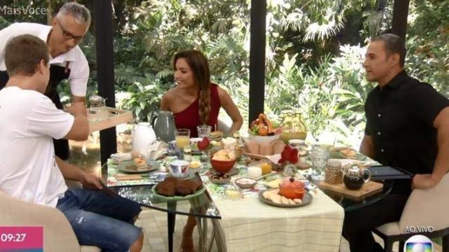 Ana Maria Braga critica participação de Lucas, do 'BBB20', no 'Mais Você'