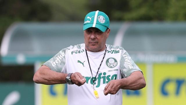 Onde acompanhar ao vivo a partida entre Palmeiras e Guarani e possíveis escalações