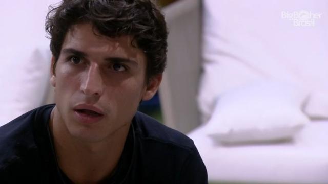 Felipe diz que Gizelly não merece respeito no 'BBB 20'
