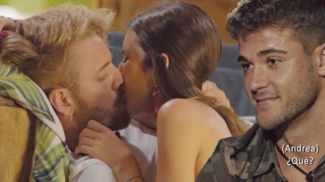 Óscar termina su relación con Andrea tras descubrir que le fue infiel con Ismael