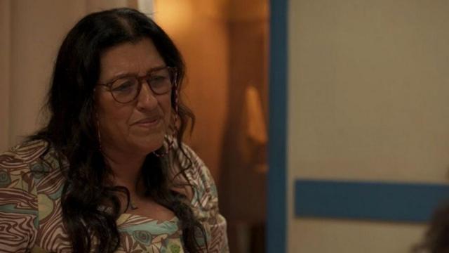'Amor de Mãe': Lurdes pede para que Leila se retire de sua casa aos berros