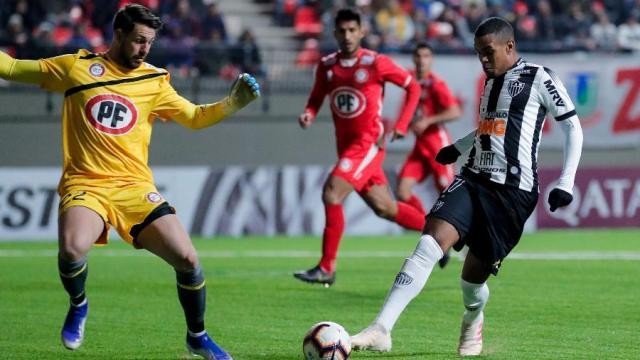 Elenco do Atlético Mineiro ainda acredita em virada na Copa Sul-Americana