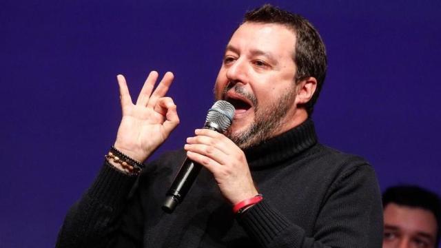 Don Alberto accusato di diffamazione da Salvini: il procedimento aggiornato a maggio