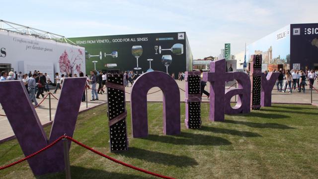 Verona, dal 19 al 22 aprile si svolgerà la 54esima edizione del Vinitaly