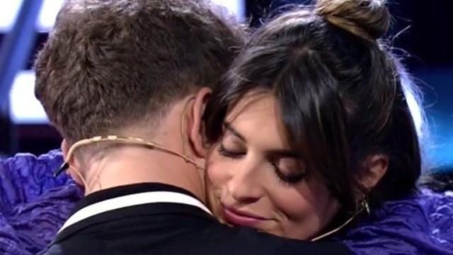 En 'El debate de las tentaciones' Susana consoló a Gonzalo pidiéndole que no llorara