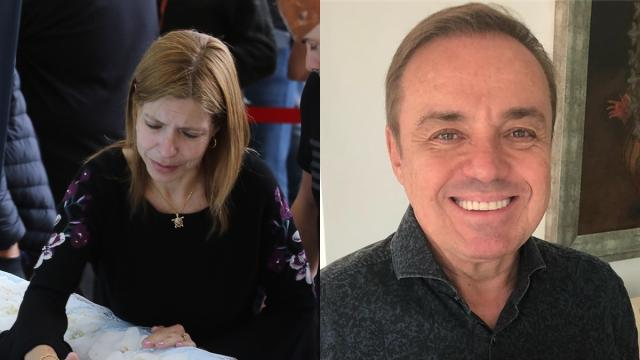 Rose ganhou US$ 500 mil e uma mansão de R$ 6 milhões de Gugu Liberato