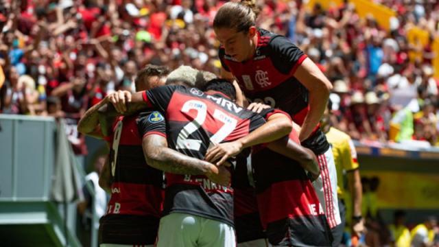 Onde assistir a partida entre Del Vale x Flamengo pela Recopa Sul-Americana.