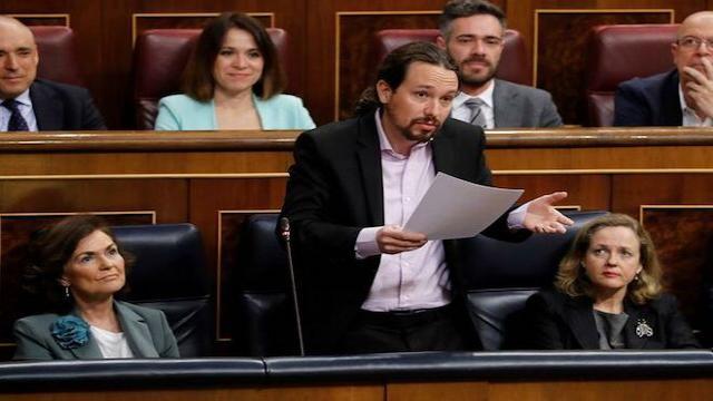 Enfrentamientos en la sesión de control por el caso de las menores tuteladas de Menorca