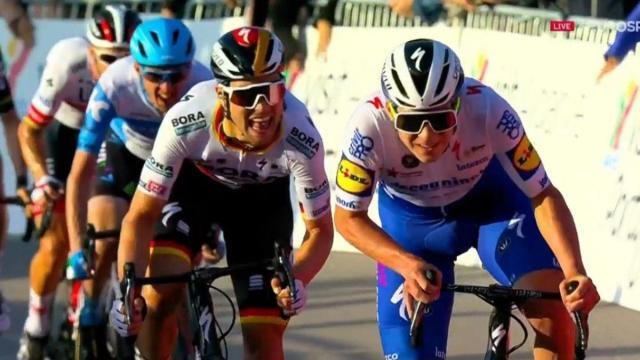 Volta Algarve, Remco Evenepoel vince la seconda tappa: positiva la prova di Nibali
