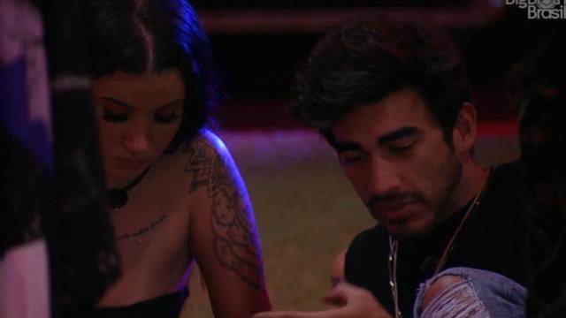 'BBB20': Guilherme desabafa com Mari e Bianca e fala que não quer ser julgado por gênero