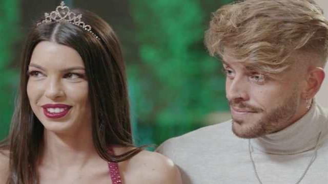 La isla de las tentaciones: Óscar no soporta la infidelidad de Andrea