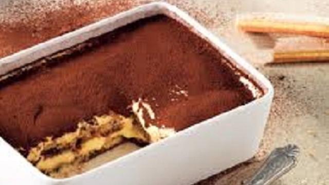 Cucina: la ricetta del tiramisù per celiaci, fatto senza glutine