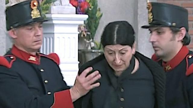 Una Vita, trame al 28 febbraio: Ursula viene arresta per l'omicidio di Fra Guillermo