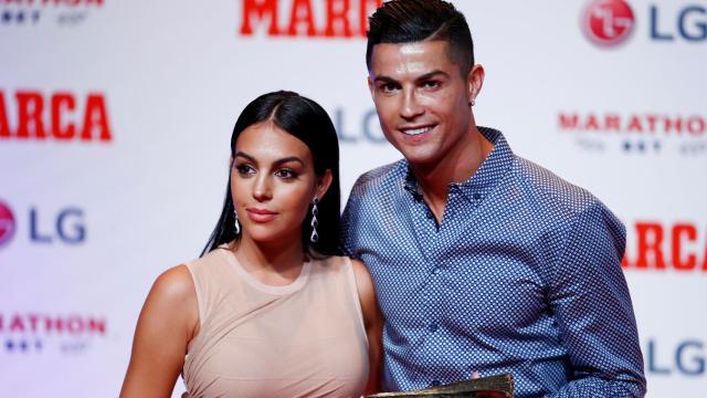 Las finanzas de Georgina se disparan gracias su popularidad por estar con Ronaldo