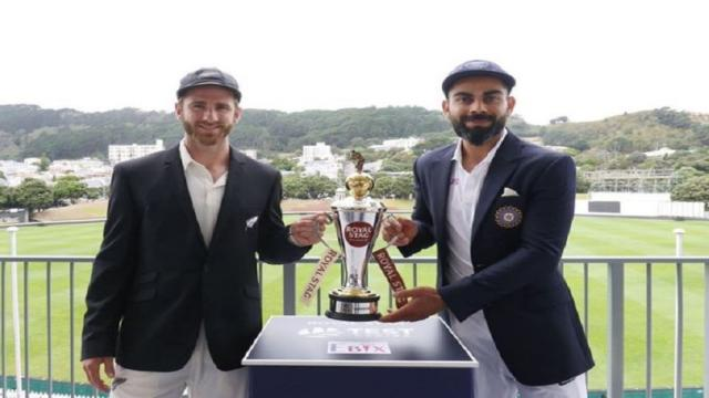 Star Sports live streaming India vs New Zealand 1st Test on Hotstar.com