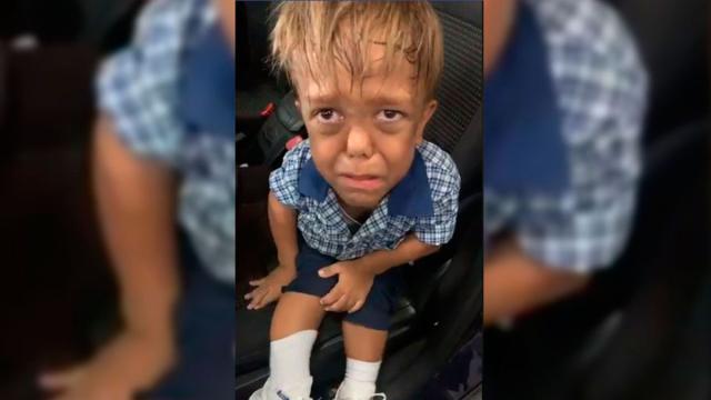 Terrible vídeo de un niño con enanismo que sufre bullying: 'Quiero que alguien me mate'