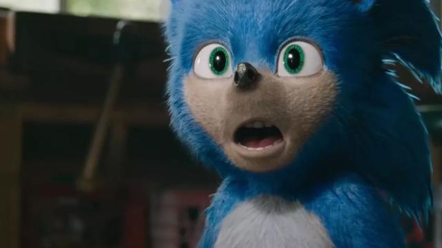Sonic pasa de ser una película sin mucha aceptación a ser una de las mas taquilleras