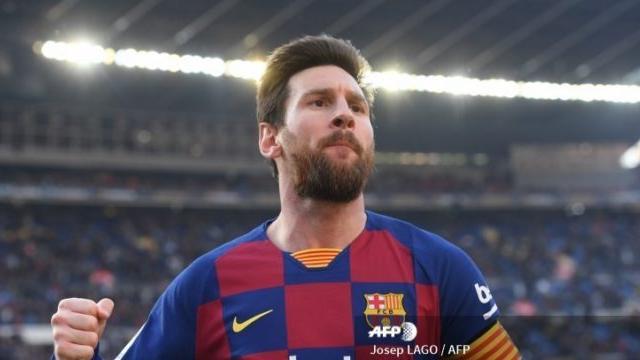 Messi golea al Eibar y obtiene otra contundente victoria para el Barcelona en La Liga