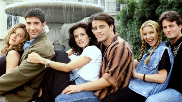 Vuelve 'Friends' 16 años después con un episodio especial para HBO Max