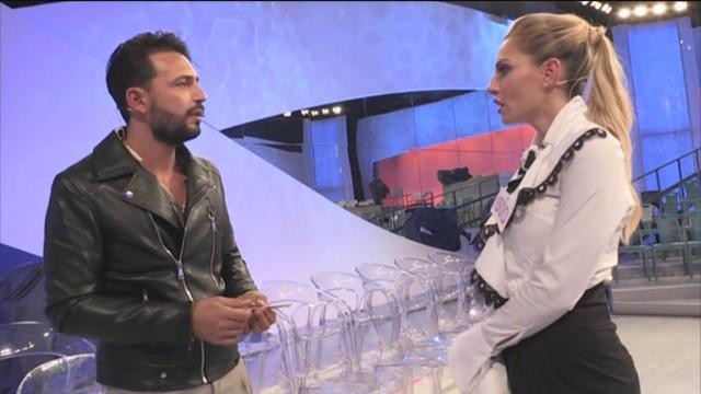 Uomini e Donne, Armando Incarnato furioso contro Veronica Ursida