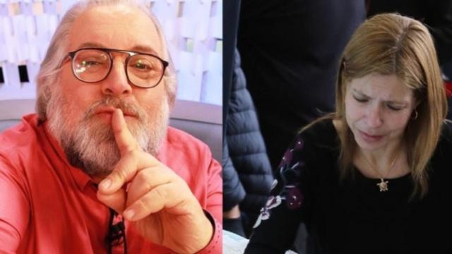 Rose Miriam, viúva de Gugu Liberato, diz que irá processar Leão Lobo em R$ 50 mil