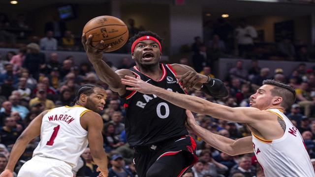 NBA: Toronto vence Indiana e conquista seu maior triunfo na liga