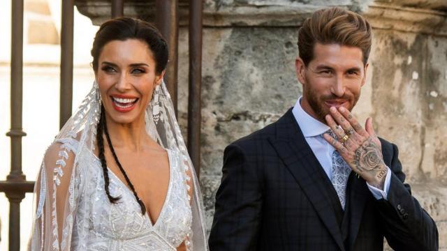 Pilar Rubio y Sergio Ramos podrían estar esperando una bebe