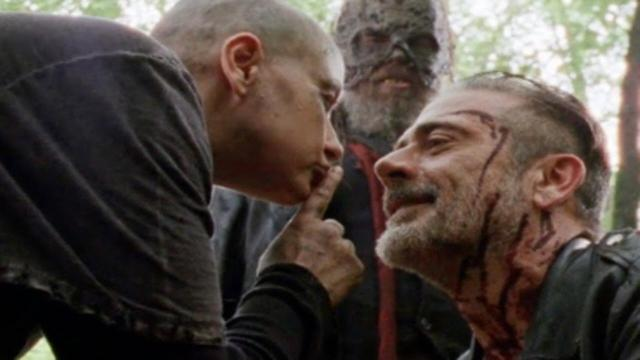 Spoiler puntata 10 The Walking Dead: Alpha arriva ai cancelli di Alexandria